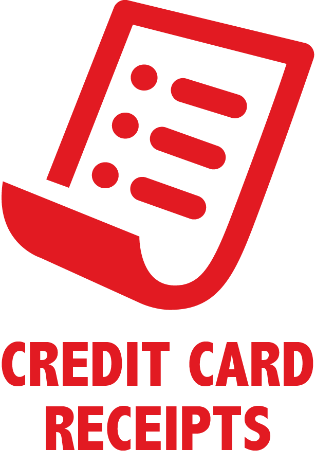 Loyalty-CreditCardReceipts-Red